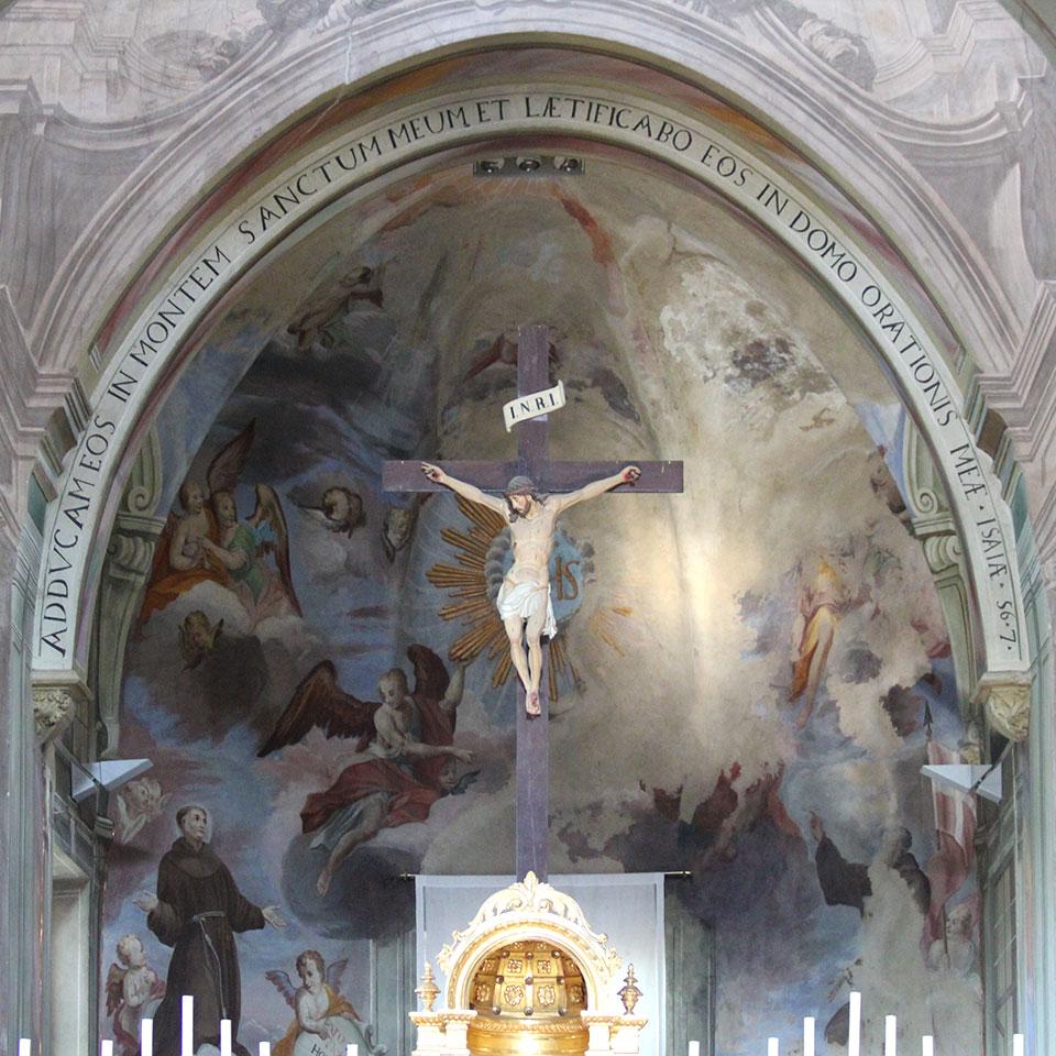 Chiesa e convento di San Bernardino da Siena a Saluzzo